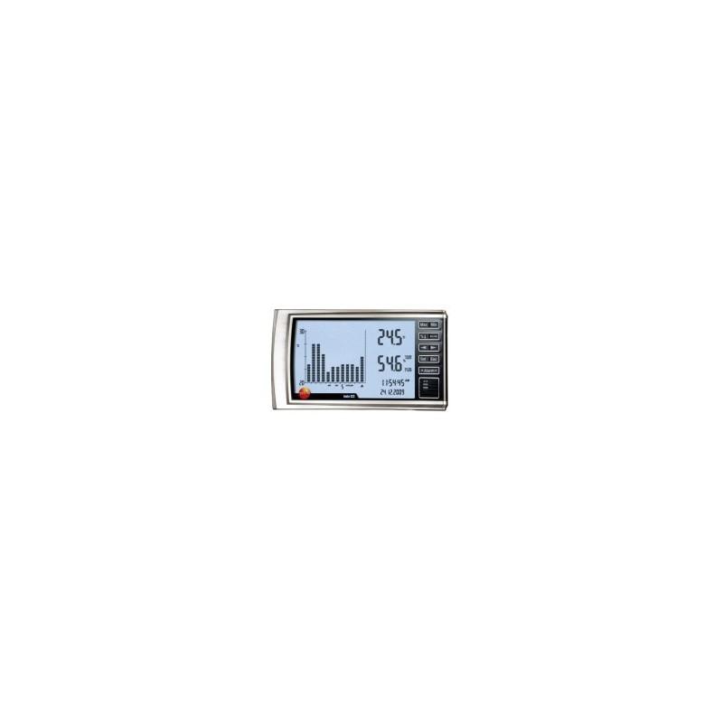 Enregistreur Température Humidité Testo 623
