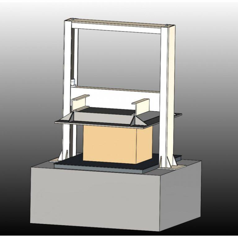 Machine de compression dynamique RCV -BCT