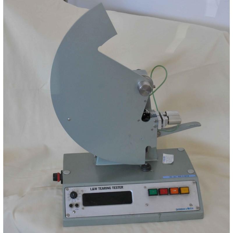 Déchiromètre papier Lorentzen et Wettre