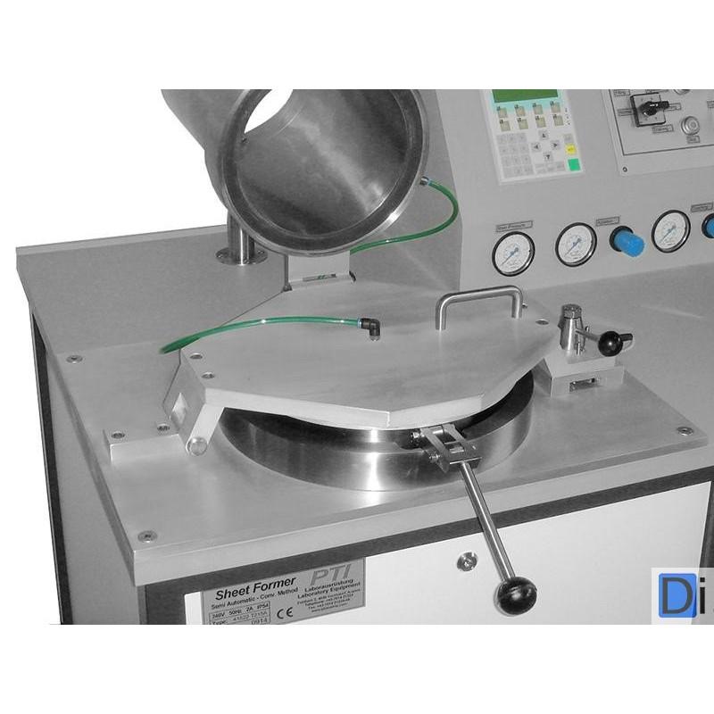 Machine à formettes semi-automatique - Frank PTI