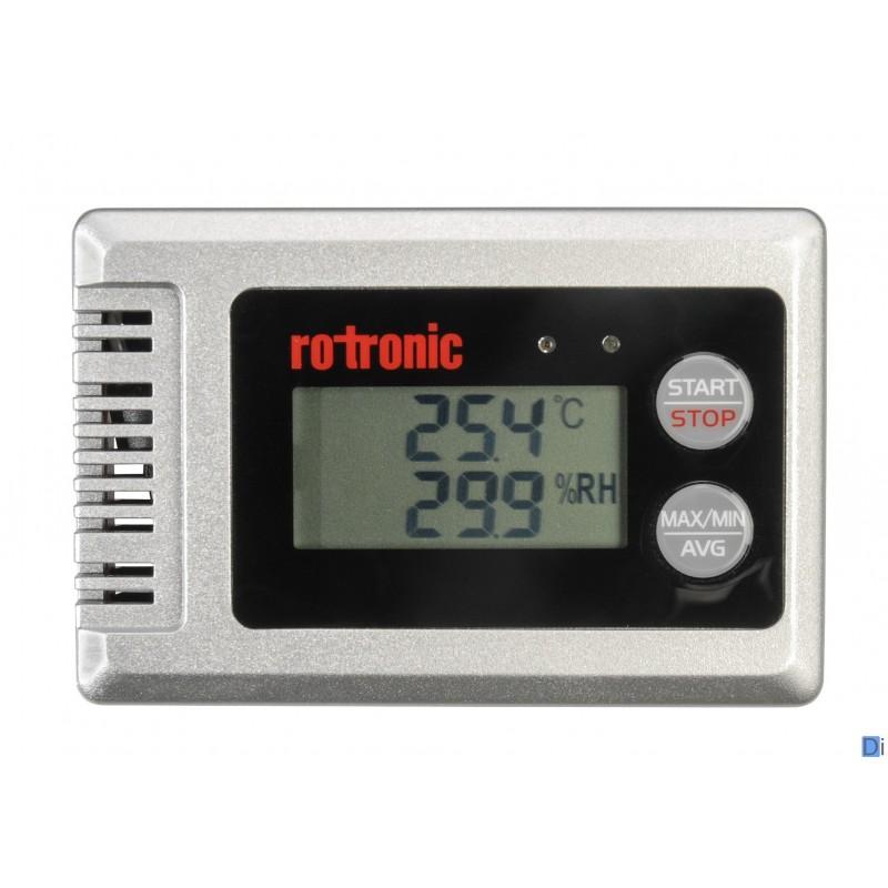Enregistreur de température et humidité Rotronic