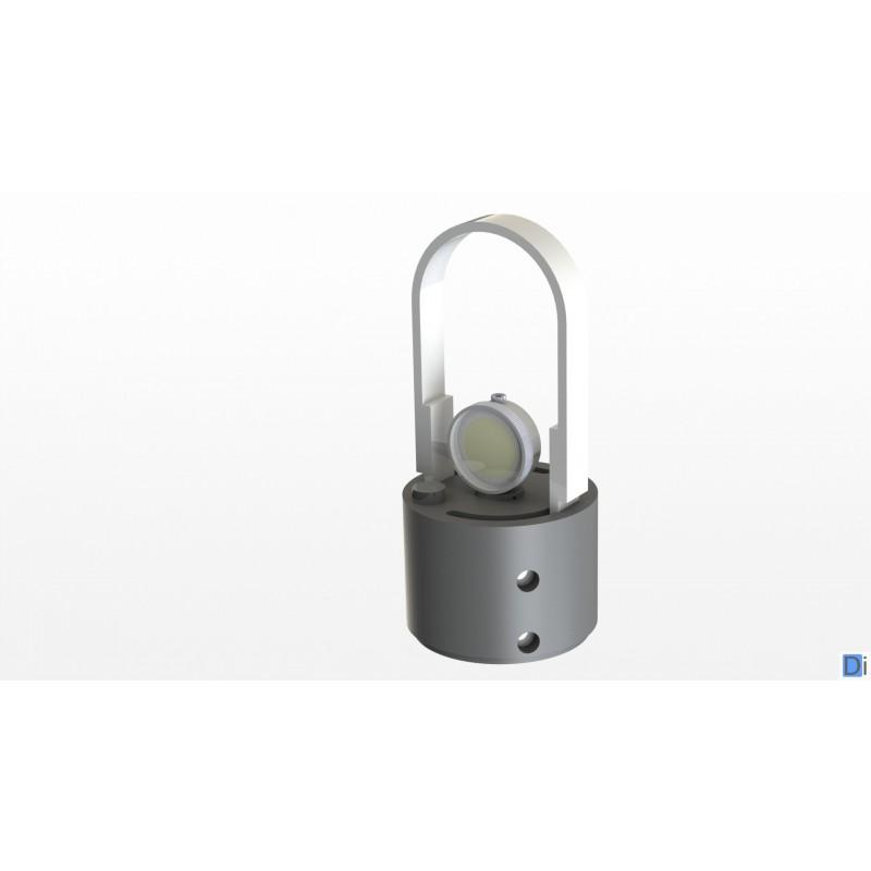 Micromètre différentiel portable
