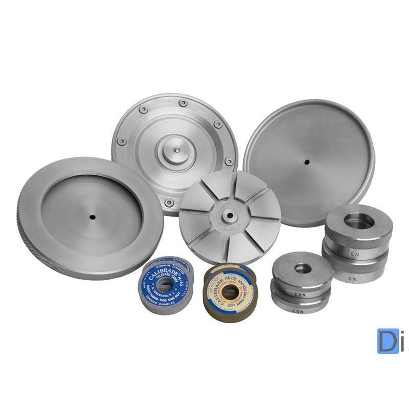 Abrasimètre rotatif - Frank PTI